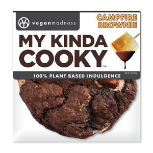 Vegan Madness My Kinda Cooky - Campfire Brownie