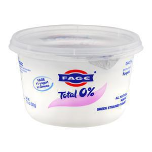 Fage Yogurt Tub - Plain 0%