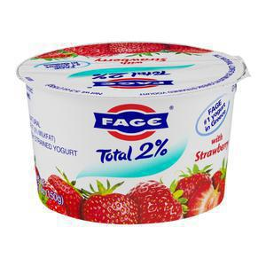 Fage Yogurt 2% with Strawberry