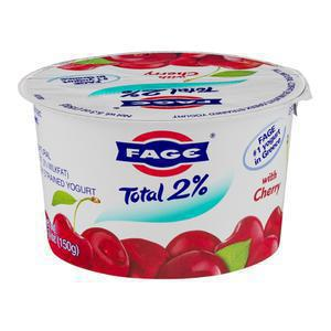 Fage Yogurt 2% with Cherry