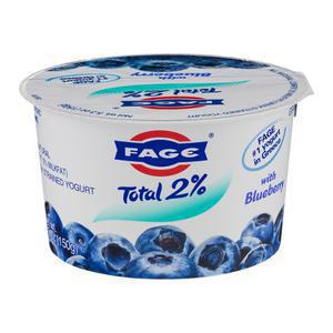 Fage Yogurt 2% with Blueberry