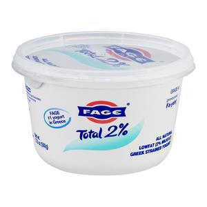 Fage Yogurt Tub - Plain 2%