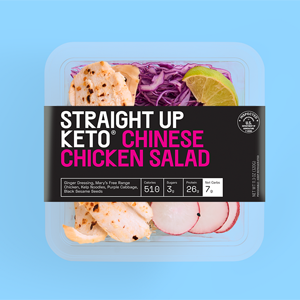 Straight Up Keto - Chinese Chicken Salad