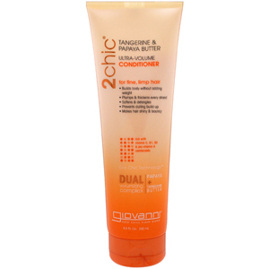 Giovanni 2Chic Hair - Tangerine & Papaya Butter Conditioner