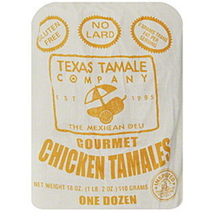 Texas Tamale - Chicken