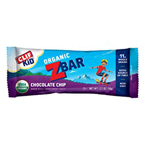 Clif Kid ZBar - Chocolate Chip