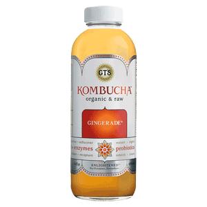 GTs Kombucha Enlightened Ginger Ade