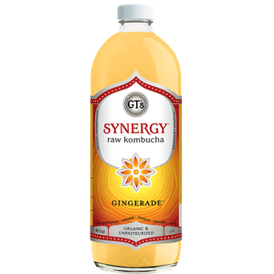 GTs Kombucha Enlightened Ginger Ade