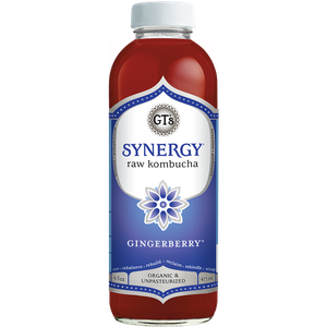 GTs Kombucha - Gingerberry