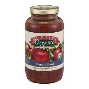 Muir Glen Organic Pasta Sauce - Tomato Basil