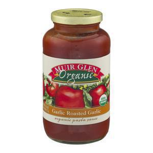 Muir Glen Organic Pasta Sauce - Roasted Garlic