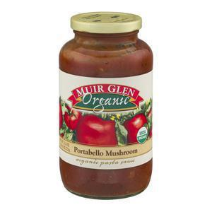 Muir Glen Organic Pasta Sauce - Portabello Mushroom