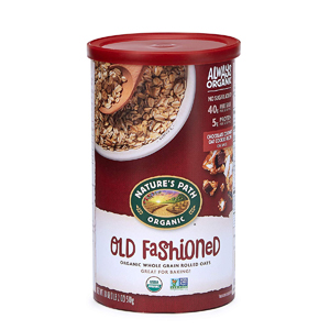 Natures Path Organic Old Fashioned Oats