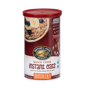 Natures Path Organic Quick Oats