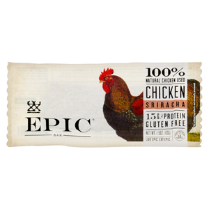 Epic Bar - Chicken Sriracha