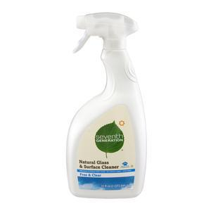 Seventh Generation Natural Glass and Surface Clean