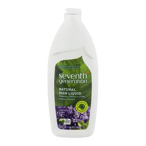 Seventh Generation Dish Liquid - Lavender