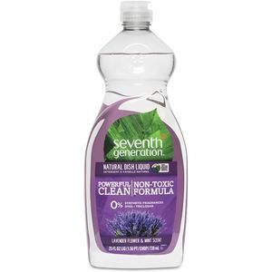 Seventh Generation Dish Liquid - Lavender Mint