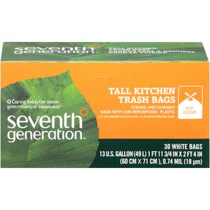 Seventh Generation Tall Kitchen Bags