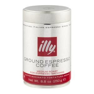 Illy Espresso Fine Grind - Medium Roast