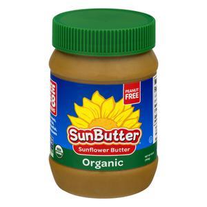 SunButter Organic Sunflower Seed Butter