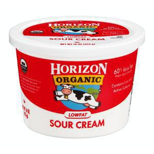Horizon Sour Cream - Lowfat