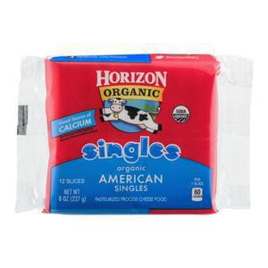 Horizon Cheese - Sliced American