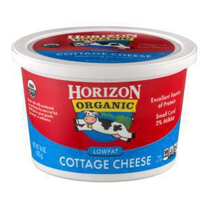 Horizon Cottage Cheese - Low Fat