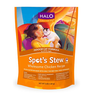 Halo Cat Food Dry - Spots Stew Chicken