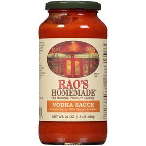 Rao`s Vodka Sauce