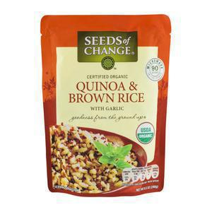 Seeds of Change Rice - Quinoa & Brown Rice