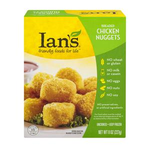 Ians Chicken Nuggets - Gluten Free