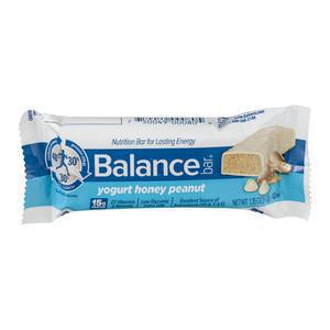 Balance Bar - Yogurt Honey Peanut