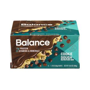 Balance Bar - Cookie Dough