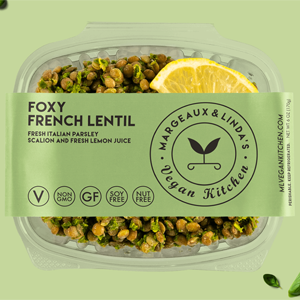 M&L`s Vegan Kitchen - French Lentils