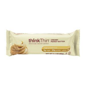 Think Thin Bar Creamy Peanut Butter