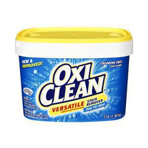 Oxi Clean Stain Remover - Powder