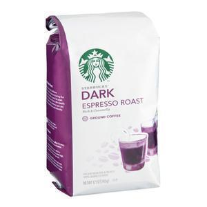 Starbucks Coffee Espresso Ground