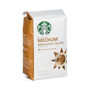Starbucks Coffee Breakfast Blend