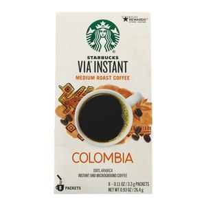 Starbucks VIA Instant Coffee - Colombia