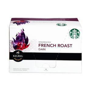 Starbucks Keurig K-Cups - French Roast