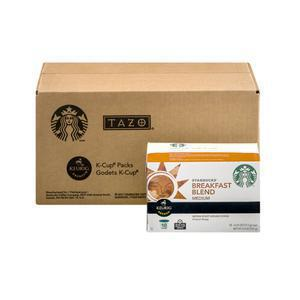 Starbucks Keurig K-Cups - Breakfast Blend