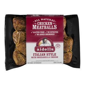 Aidells - Italian Meatballs