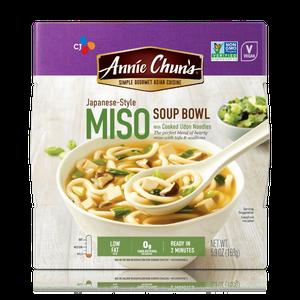 Annie Chuns Noodle Bowl - Miso