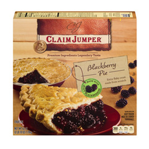 Claim Jumper Blackberry Pie