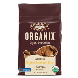Castor & Pollux Organic Dog Biscuits - Chicken