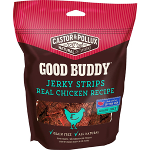 Castor & Pollux Good Buddy Chicken Jerky Strips
