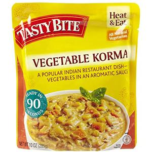 Tasty Bite - Vegetable Korma