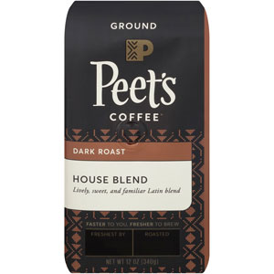 Peets Coffee House Blend