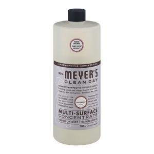 Mrs Meyers Multisurface Concentrate Lavender